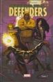 Couverture Defenders, tome 1 : Les Diamants sont éternels Editions Panini (100% Marvel) 2018