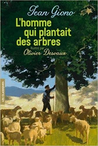 Couverture L'homme qui plantait des arbres