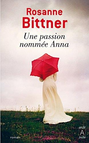 Couverture Une passion nommée Anna