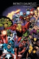 Couverture Thanos : Le Gant de l'Infini Editions Panini (Marvel Events) 2018