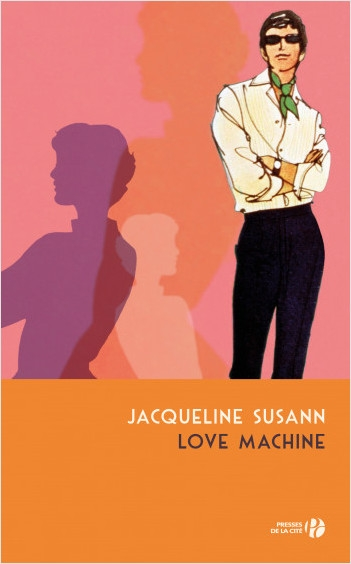 Couverture Love machine