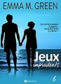 Couverture Jeux imprudents, tome 6 Editions Addictives (Adult romance) 2018