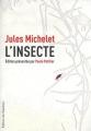 Couverture L'insecte Editions Des Equateurs 2011