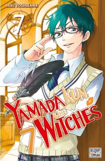 Couverture Yamada Kun & the 7 witches, tome 07