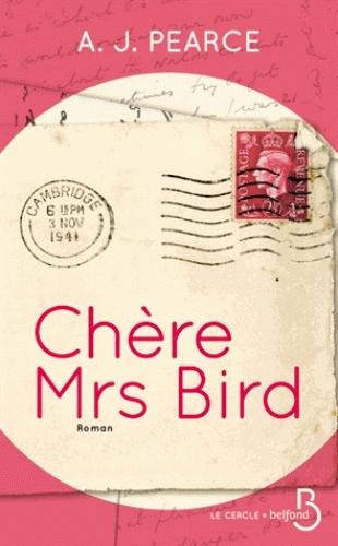 Couverture Chère Mrs Bird