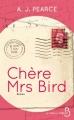 Couverture Chère Mrs Bird Editions Belfond (Le cercle) 2018