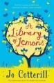 Couverture La bibliothèque des citrons Editions Templar Publishing 2016