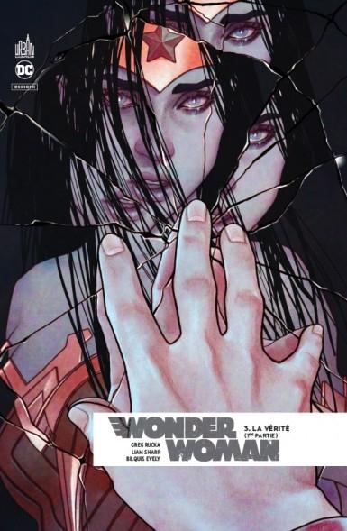 Couverture Wonder Woman Rebirth, tome 3 : La vérité, partie 1