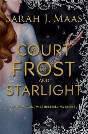 Couverture A Court of Frost and Starlight