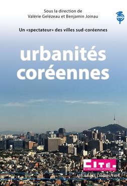 Couverture Urbanités coréennes