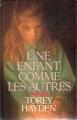 Couverture Une enfant comme les autres Editions France Loisirs 1993