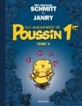 Couverture Les aventures de Poussin 1er, tome 2 : Les apparences sont trompeuses Editions Dupuis 2015