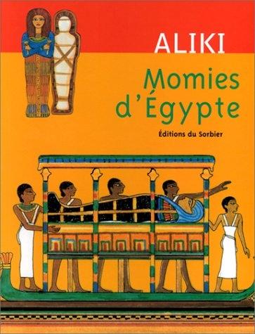 Couverture Momies d'Egypte