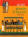 Couverture Momies d'Egypte Editions Le Sorbier 1998