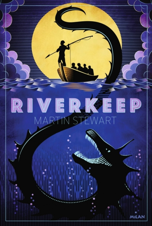 Couverture Riverkeep