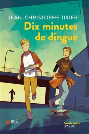 Couverture Dix minutes de dingue