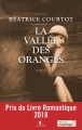 Couverture La vallée des oranges Editions Charleston 2018