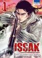Couverture Issak, tome 1 Editions Ki-oon (Seinen) 2018