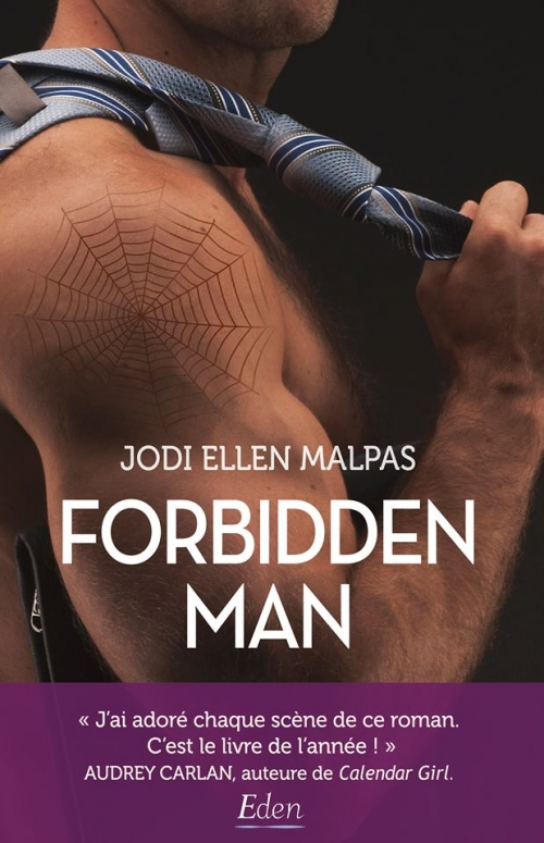 Couverture Forbidden man