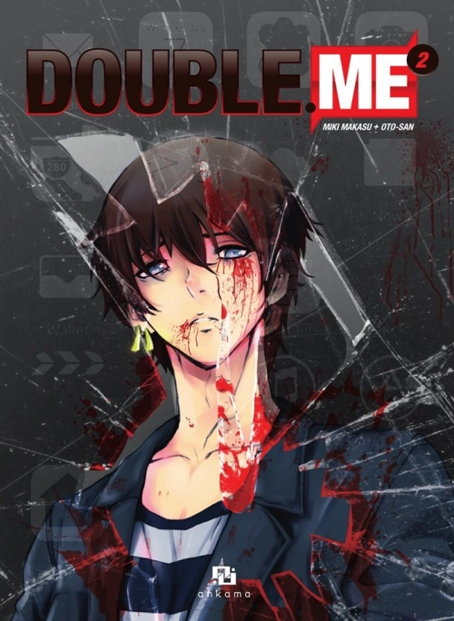 Couverture Double.me, tome 2