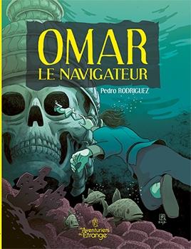 Couverture Omar le navigateur