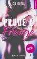 Couverture Prude à frange, tome 1 : Premier round Editions Hugo & cie (Poche - New romance) 2018