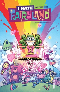 Couverture I hate Fairyland, tome 3 : Good girl