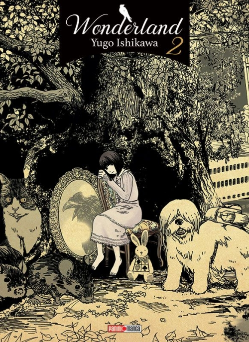 Couverture Wonderland, tome 2
