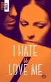 Couverture I hate U love me, tome 3 Editions BMR 2018