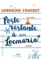 Couverture Poste restante à Locmaria Editions Héloïse d'Ormesson 2018