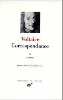 Couverture Correspondance, tome 2