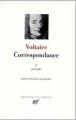 Couverture Correspondance, tome 2 Editions Gallimard  (Bibliothèque de la pléiade) 1978