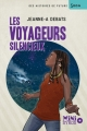 Couverture Les voyageurs silencieux Editions Syros (Mini Syros Soon) 2016