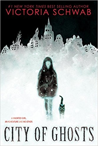 Couverture City of Ghosts