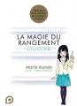 Couverture La magie du rangement, illustrée Editions Kurokawa (KuroPop) 2018