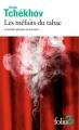 Couverture Les méfaits du tabac et autres pièces en un acte Editions Folio  (2 €) 2016