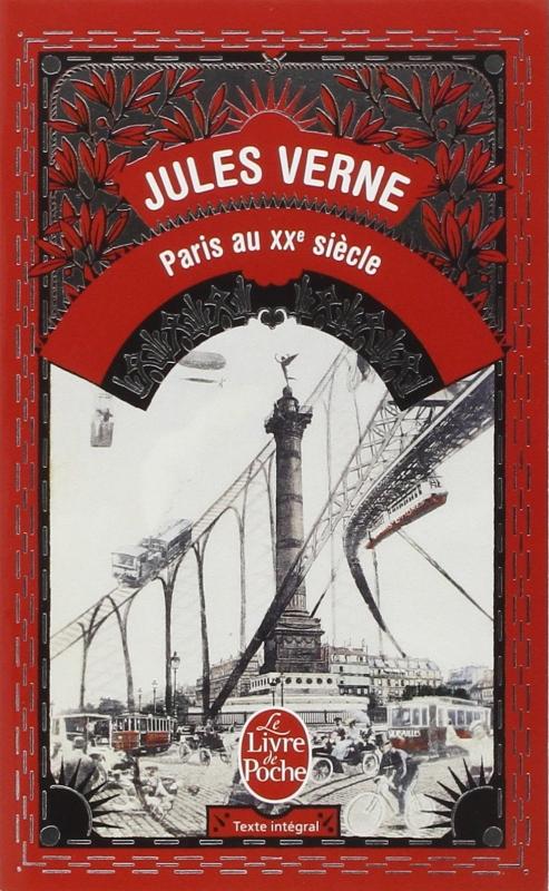 Couverture Paris au XXe siècle