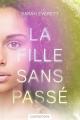 Couverture La fille sans passé Editions Castelmore 2018