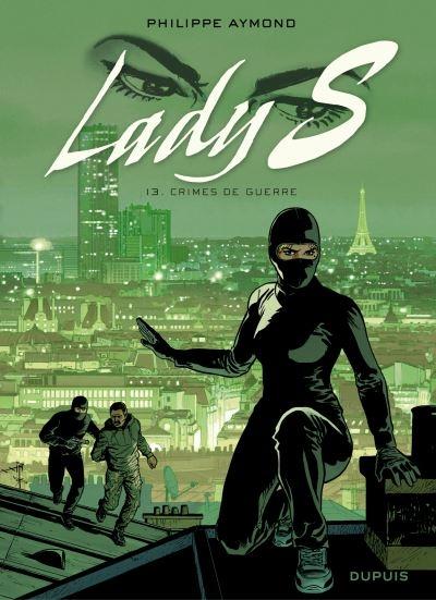 Couverture Lady S, tome 13 : Crimes de guerre
