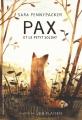 Couverture Pax et le petit soldat Editions Gallimard  2017
