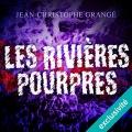 Couverture Les Rivières pourpres Editions Audible studios 2016