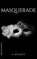 Couverture Masquerade Editions Autoédité 2018