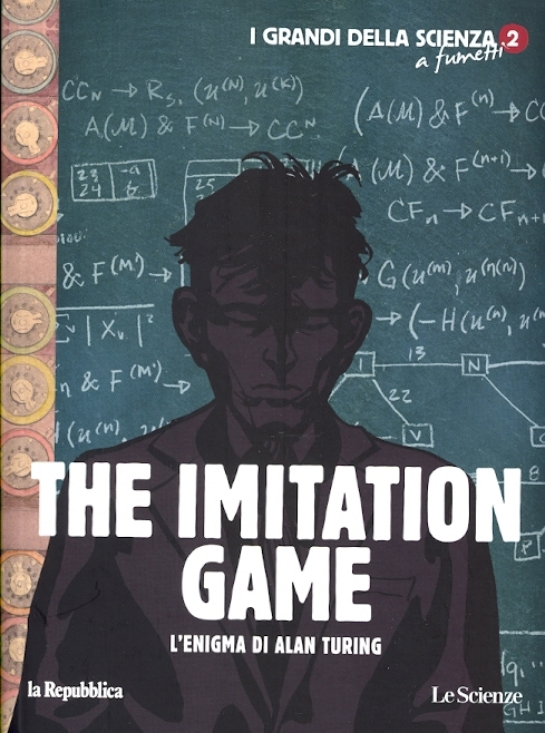 Couverture The Imitation Game