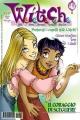 Couverture W. I. T. C. H., saison 2, tome 03 : Le courage de choisir Editions The Walt Disney Company 2002