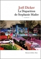 Couverture La disparition de Stéphanie Mailer Editions de Fallois 2018
