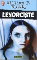 Couverture L'exorciste Editions J'ai Lu 2001