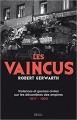 Couverture Les vaincus Editions Seuil (L'univers historique) 2017