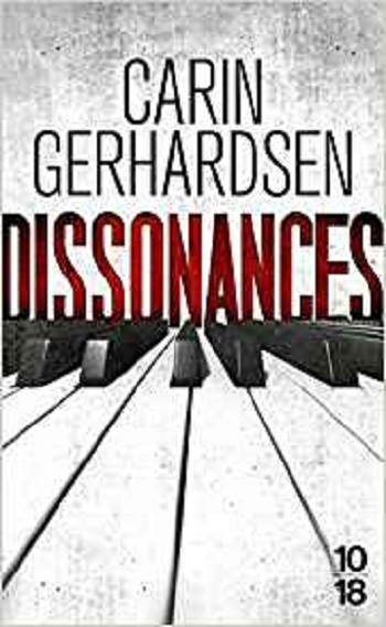 Couverture Dissonances
