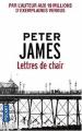 Couverture Lettres de chair Editions Pocket (Thriller) 2018