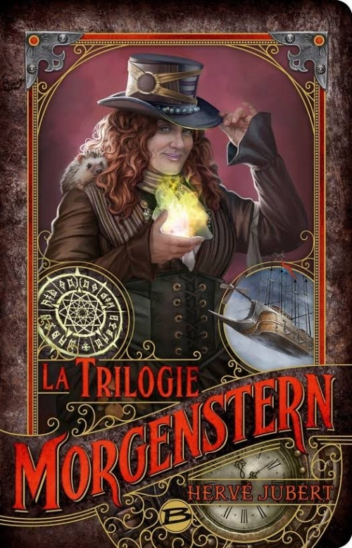 Couverture La trilogie Morgenstern